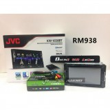 (FREE Reverse Camera) JVC KW-V230BT Bluetooth/DVD/CD/USB Receiver with 6.2 Screens FREE Reverse Camera