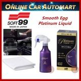 Soft 99 / Soft99 [Premium Series] Smooth Egg Platinum Liquid coat / coating 230ml