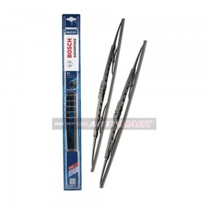 Honda Accord Yr1999 - Bosch Advantage Wiper Blade (Set) - Compatible only with U-Hook Type - 19 inch & 24 inch