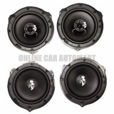 MOHAWK Plug & Play OEM Speaker For Mitsubishi Triton - Front & Rear
