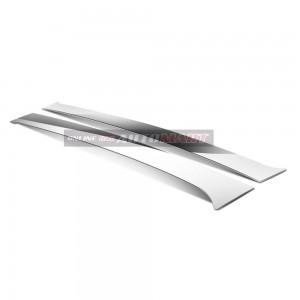 Honda City Yr 2003-2007- Car Chrome Door Window Pillar Trim Panel Chrome Stainless Steel (1 Set)