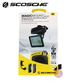 Scosche  magicMOUNT Magnetic Phone/gps Rear View Mirror Mount for Car (Magrvm2)