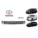 Toyota Vellfire / Alphard / Estima LED Light Bar 3rd Brake Light - Black