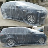 Transparent Car Cover With Available Size (Dust-Proof, Waterproof,) For Car Body