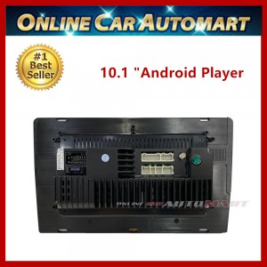 """Perodua Axia 9"""" Big Screen Plug and Play OEM 16GB Android Player Car Stereo With WIFI Video Player/TouchScreen"""