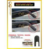 Perodua Axia Myvi Viva Mazda Cx5 Toyota Avanza Innova Rear Windshield Wiper Arm Washer Nut Cap Cover Replacement