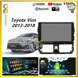 "Toyota Vios 2014-2018 Big Screen 10.1"" Plug and Play OEM Android Player Car Stereo With WIFI Video Player/TouchScreen"