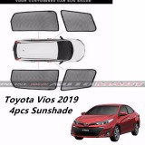 Custom Fit OEM Sunshade / Sun shades for Toyota Vios 2019 - Present