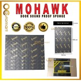 Mohawk Sound Proofing Sound Insulation Sponge for Car Doors Panel or Car Engine Cover (Gold Series)