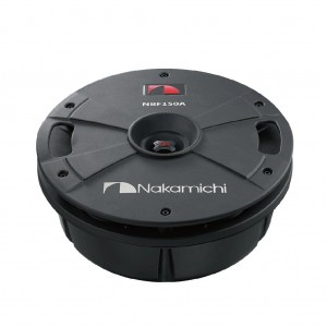 Nakamichi NBF150A 15 Active Subwoofer For Spare Tyre Wheel Compartment 100 RMS Nominal Power - Max 1200W