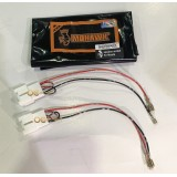 MOHAWK Mazda Plug n Play Speaker Wire Socket with Terminal Connector