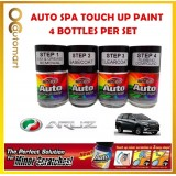 PERODUA Aruz Original Touch Up Paint - AUTOSPA Touch Up Combo Set (4 Bottles Per Set)