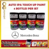 MERCEDES BENZ CAR Original Touch Up Paint - AUTOSPA Touch Up Combo Set (4 Bottles Per Set)