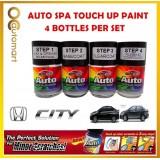 HONDA CITY Original Touch Up Paint - AUTOSPA Touch Up Combo Set (4 Bottles Per Set)