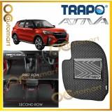 TRAPO Customize Car Floor Mat Perodua Ativa Carpet