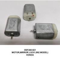 HONDA MODEL 992/921 SIDE MIRROR AUTO FOLD MOTOR 37MM THAILAND OEM