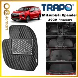 TRAPO Customize Car Floor Mat Mitsubishi Xpander 2017-Present Carpet