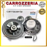 Carrozzeria 6.5 inch 2-Way Car Speaker 100% Original Perodua,Proton,Honda,Toyota,Nissan Car Speaker (Ts-6080s)