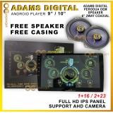 FREE SPEAKER+CASING Adams Digital Car Android Player Perodua Myvi Alza Bezza Axia Aruz Kancil Viva Kembara 1+16/2+32