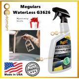 ( Free Gift ) Meguiars Meguiar's G3626 Ultimate Waterless Wash & Wax 768ml
