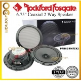 "Rockford Fosgate R1675X2 Car Speaker 2 Way Coaxial Prime Series 6.75"" spk 90 Watts Speaker Kereta"