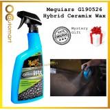 ( Free Gift ) Meguiars G190526 Hybrid Ceramic Wax 768ml Meguiar's Spray Wax