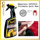 ( Free Gift ) Meguiars G200916 Ultimate Quik Wax 709ml Meguiar's Spray Wax