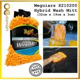 Meguiars X210200 Hybrid Wash Mitt Meguiar's Car Wash Towel Cloth