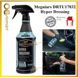(Free Gift) Meguiars DRTU17032 Hyper Dressing 946ml Meguiar's Shining for Tire Wheels Rubber Interior Plastic