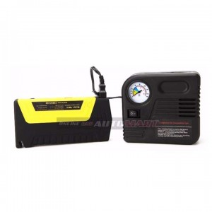 High power Booster(50800mah)Power Bank Car Jump Start Emergency Light- Red LED